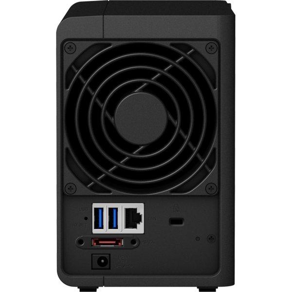 Synology DiskStation DS218+ NAS server