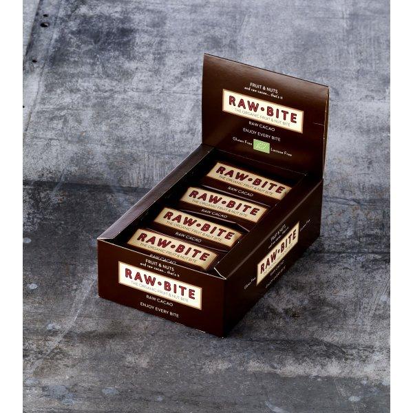 Rawbite Cacao Snackbar, 50g