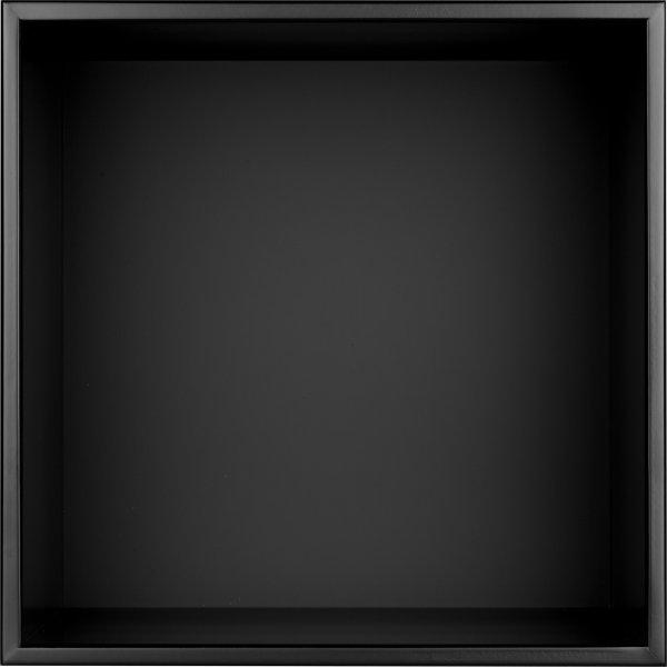 HAVANA reol m/1 rum - Black, D.34, inkl. ophæng