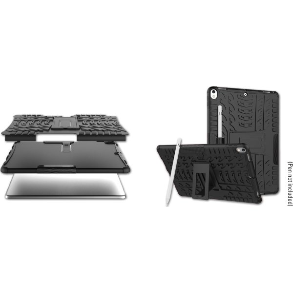 Sandberg ActionCase til iPad Air 2,sort