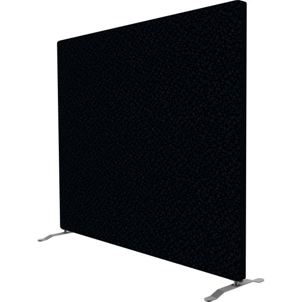 Easy skærmvæg H125xB160 cm sort