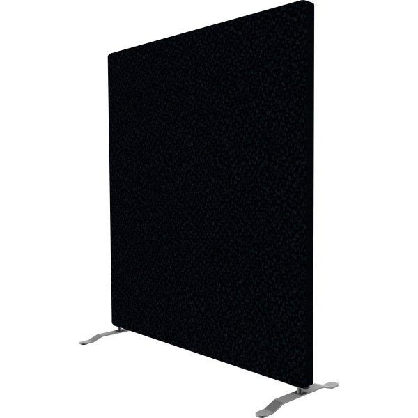 Easy skærmvæg H125xB120 cm sort