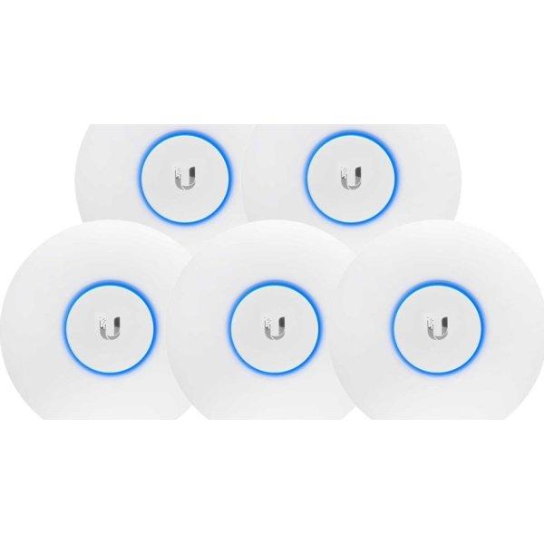 Ubiquiti UAP-AC-PRO Access Point, 5-pak