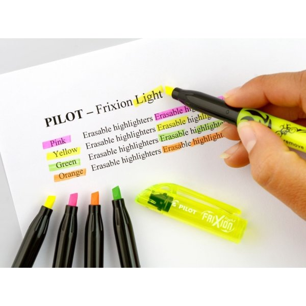 Pilot FriXion Light overstregningspen, pink