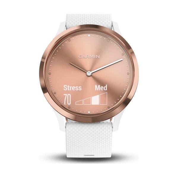 Garmin vívomove® HR hybrid-smartwatch, Rose (S/M)