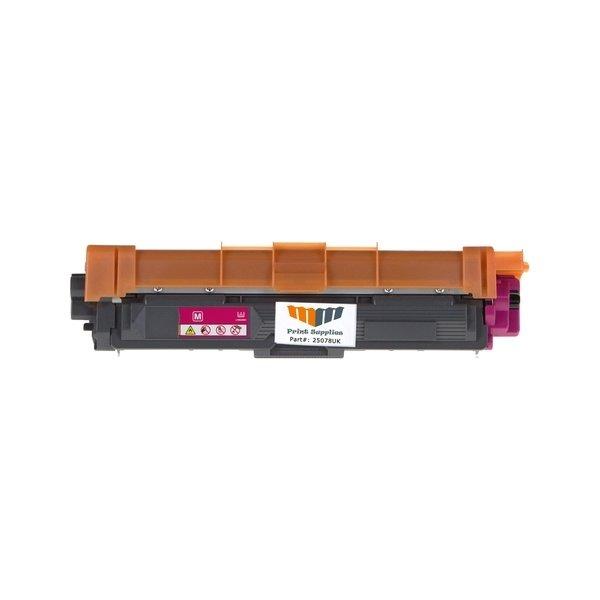 MM TN241M/245M kompatibel Brother lasertoner, rød