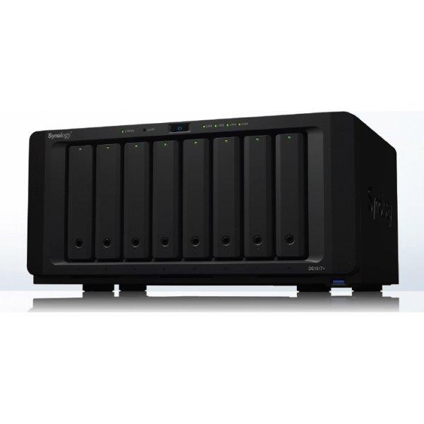 Synology DiskStation DS1817+ NAS server