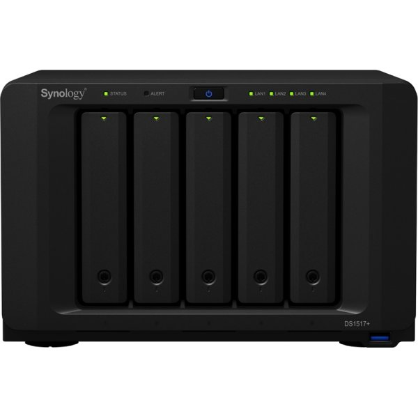 Synology DiskStation DS1517+ NAS server