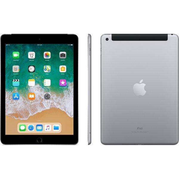 Apple iPad 2018 32GB Wi-Fi + 4G, space grey