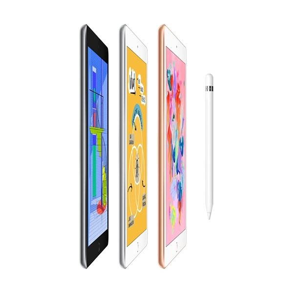 Apple iPad (2018) 128GB Wi-Fi, space grey