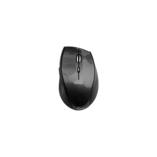 MediaRange Optical mus, 5 knapper, trådløs
