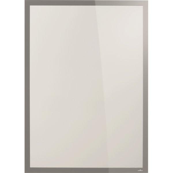 Durable Poster Sun Magnetramme 50 x 70 cm, sølv