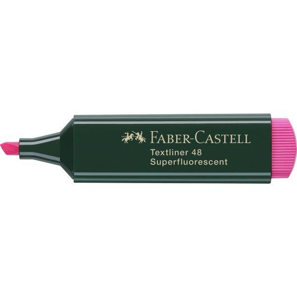 Faber-Castell overstregningspenne, pink