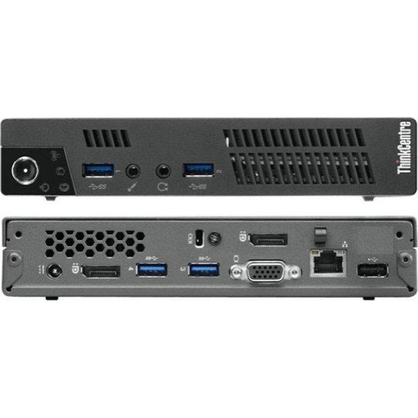 Brugt (A) Lenovo TINY M92P stationær computer