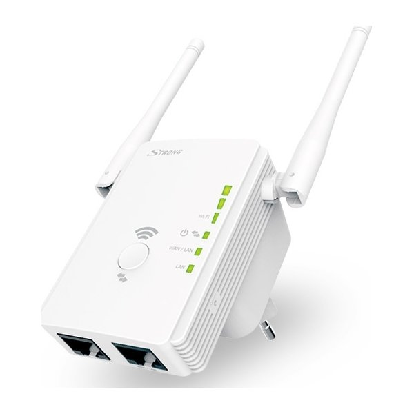 STRONG Universal Repeater 300 Mbit/s - 1 Stk.