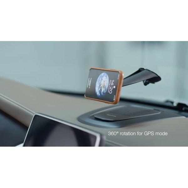 UNISYNK universal mobilholder til bilens forrude
