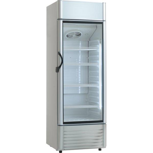 Scandomestic KK 381 Displaykøleskab, 289 liter