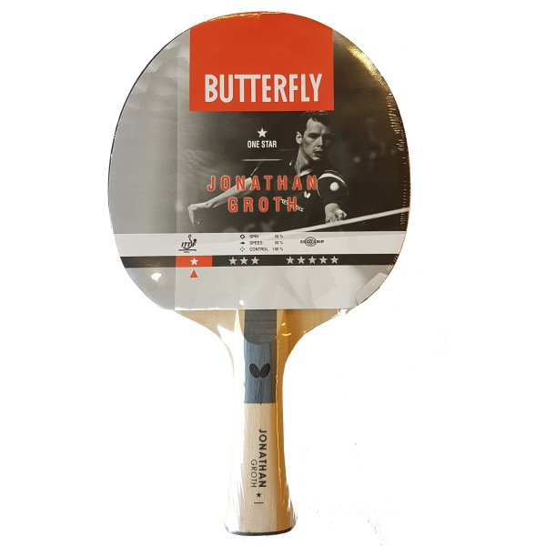 Butterfly Jonathan Groth * pro bordtennisbat