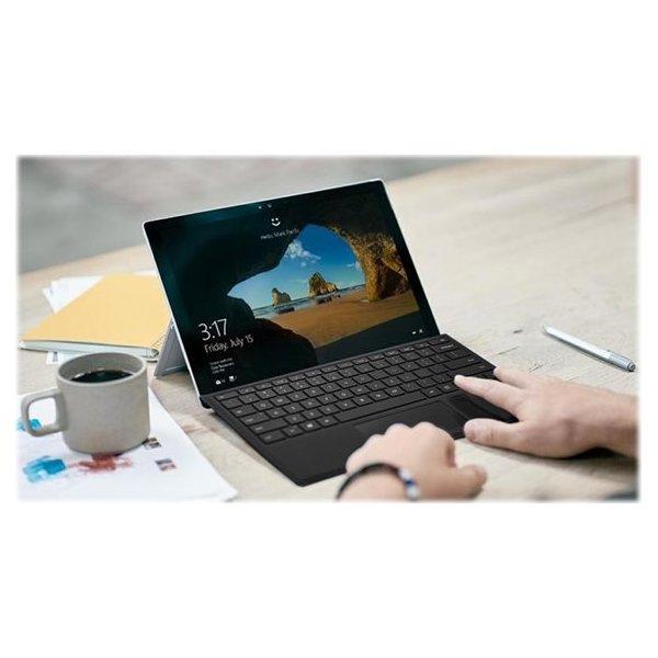 Microsoft SPro Signa FPR tastatur (Nordisk), sort