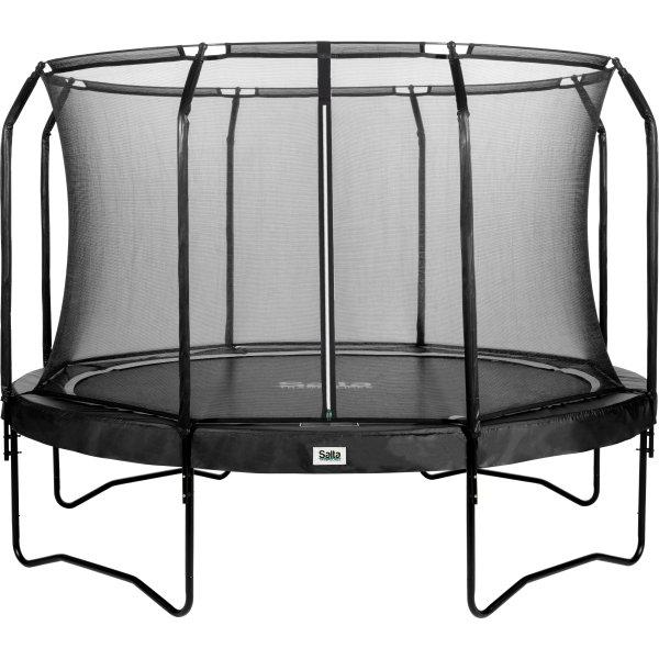 Fantastisk Salta Premium Black edition trampolin Ø 396 - Køb her - Fri Fragt! AQ18