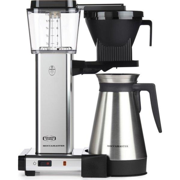 Moccamaster KBGT741 Kaffemaskine