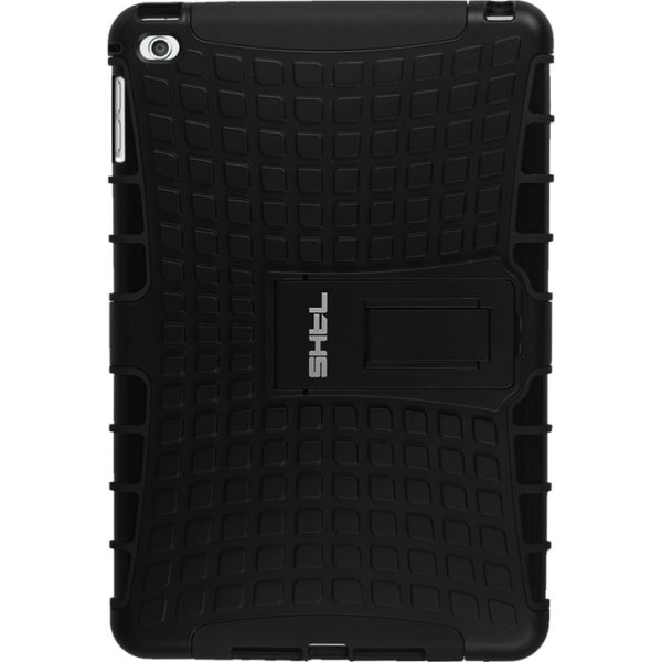 Insmat Rugged Armor case til iPad mini 4, sort
