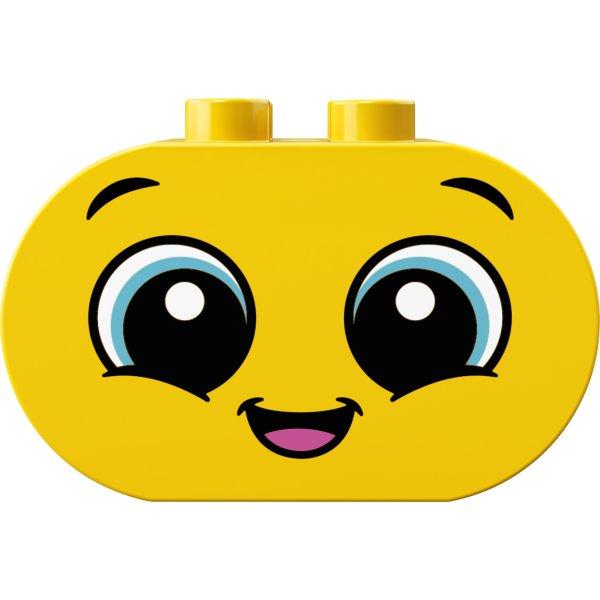 LEGO DUPLO 10861 Mine første følelser, 1½-3 år