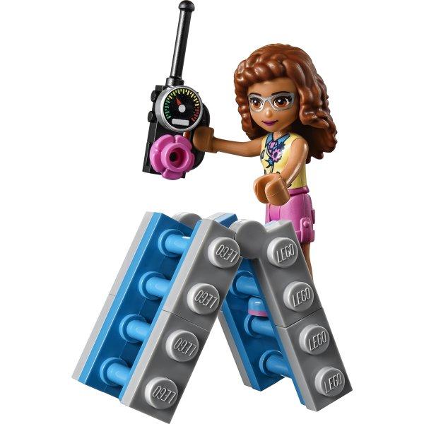 LEGO Friends 41333 Olivias missionkøretøj, 6-12 år