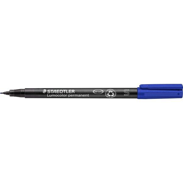 Staedtler Lumocolor universal marker 0,4mm, blå