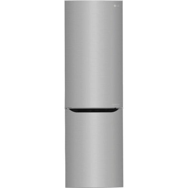 LG GBB59PZRZS køle-fryseskab A++, stål
