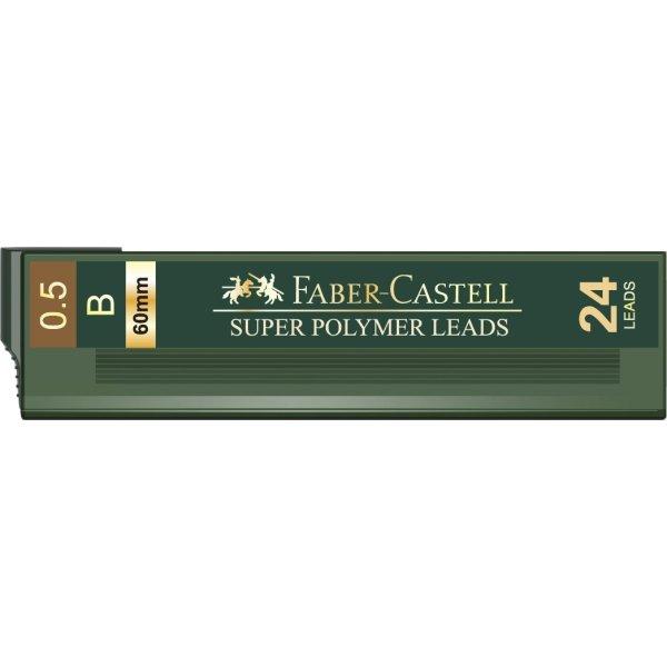 Faber-Castell Super Polymer Stifter 0,5 mm B