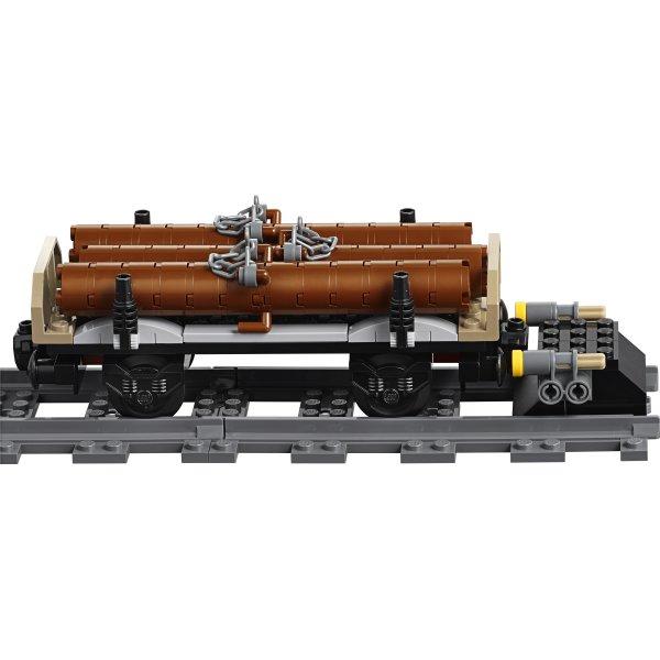 LEGO City 60197 Passagertog, 6-12 år