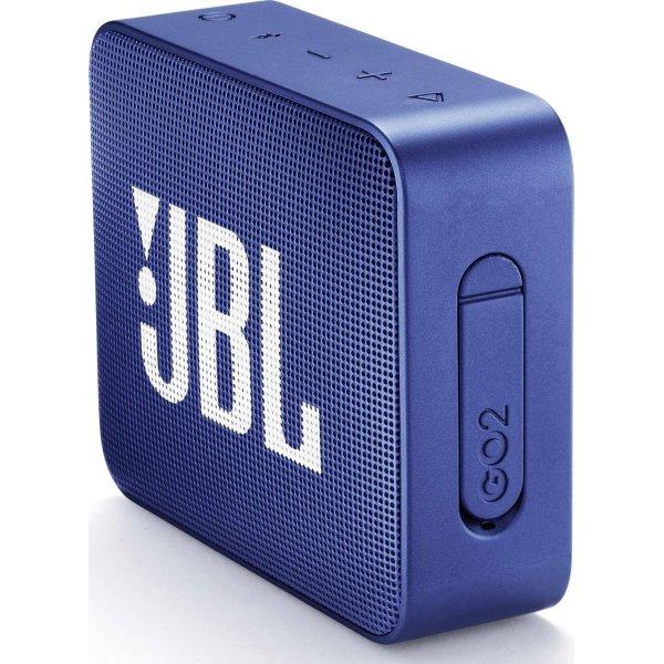 JBL GO 2 - Bluetooth højtaler, blå