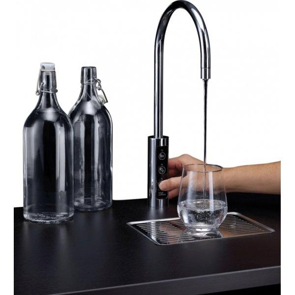 Seneste U1 DESIGN vandkøler i indb. vandhane m/u brus - Køb her - Fri Fragt! XG58