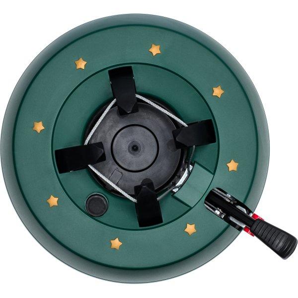 Star-Maxi juletræsfod til vand, Grøn