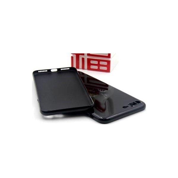 Twincase iPhone Xs case, sort (blank)