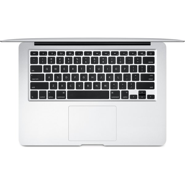 "Brugt Apple Macbook Air 13"", 128GB, sølv (A)"