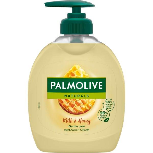 Palmolive Flyd. Håndsæbe Milk & Honey, 300 ml