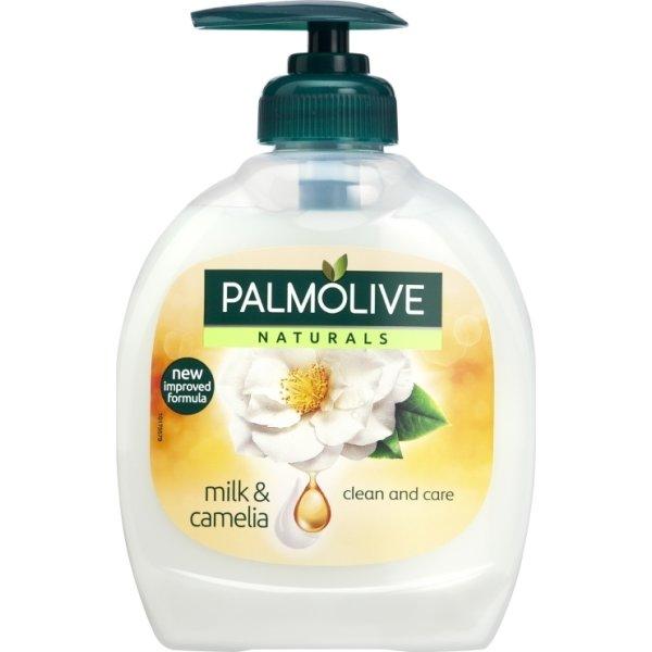 Palmolive Flydende Håndsæbe, Camellia Oil, 300 ml