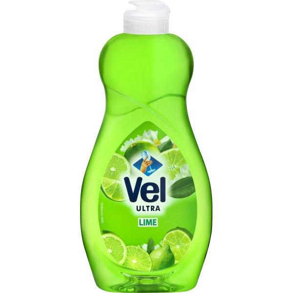 Vel Opvaskemiddel, Lime, 500 ml