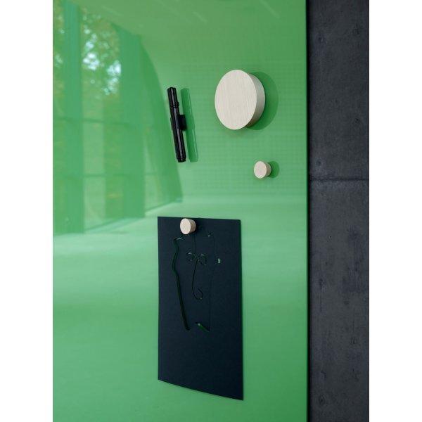 Lintex Mood Wall, 30 x 30 cm, grøn hopeful