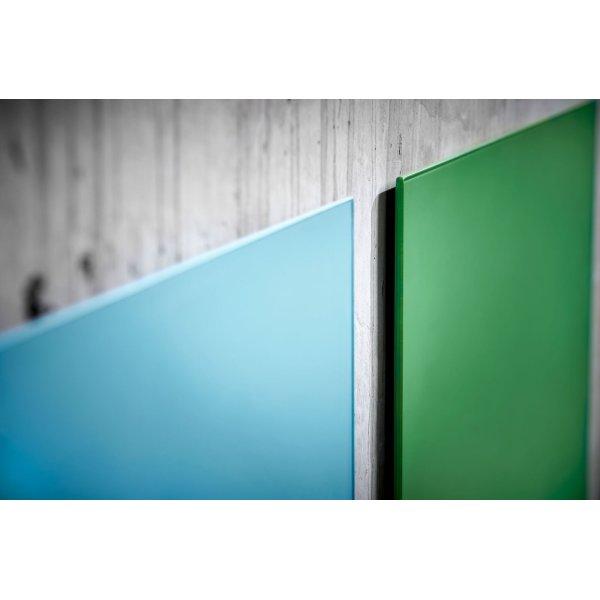 Lintex Mood Wall, 75 x 75 cm, dueblå calm