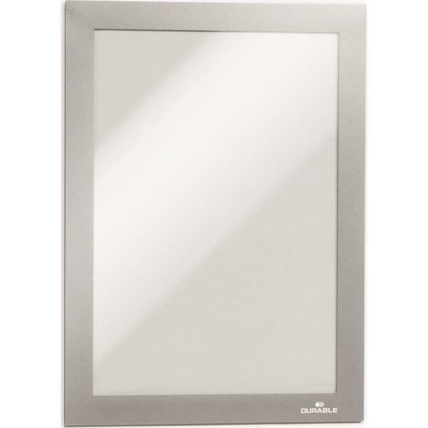 Durable DURAFRAME A5, sølv, 2 stk.