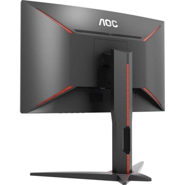 """AOC C24G1 24"""" Gaming Full HD skærm"""