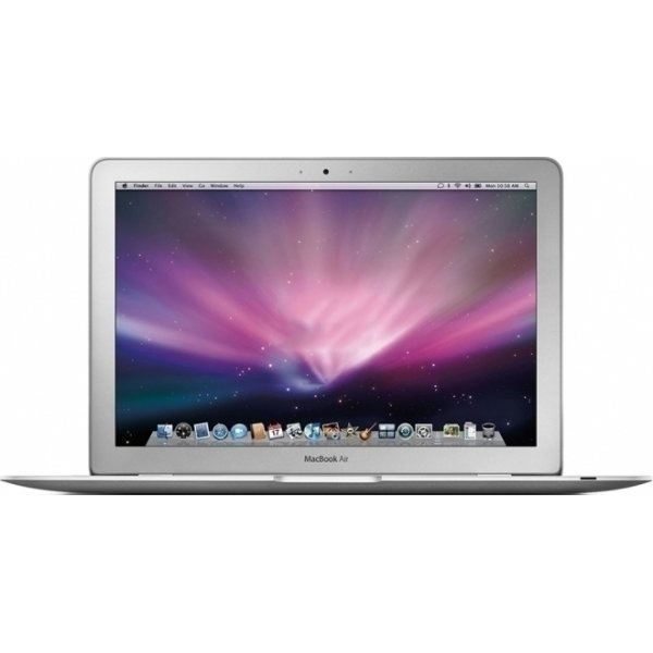"Burgt Apple Macbook Air 13,3"", 256GB, sølv (B)"