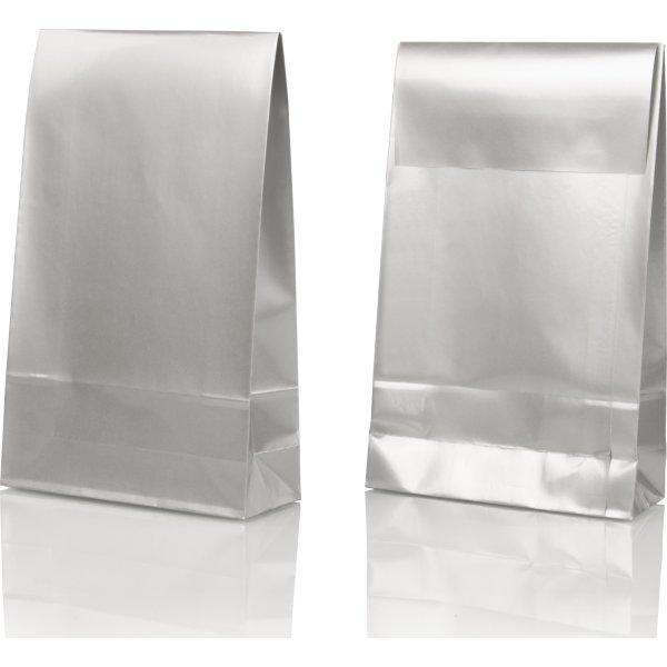 bdf854aeee0 Gavepose small, sølv - Bestil online her! - Lomax A/S