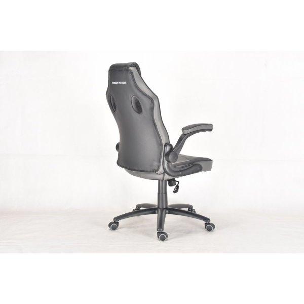 Gear4U Gambit Pro Gamer stol, sort/grå