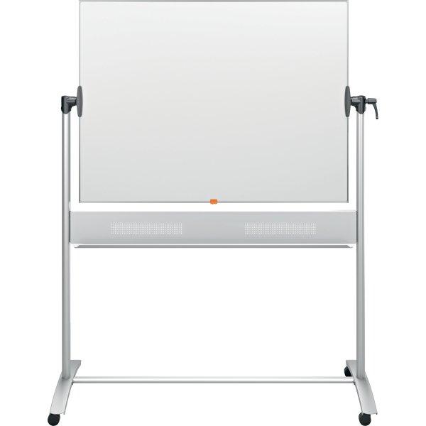 nobo prestige emalje mobil whiteboard 90 x 120 cm fri. Black Bedroom Furniture Sets. Home Design Ideas