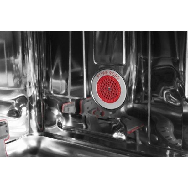 Whirlpool WUO 3O33DL Indbygningsopvaskemaskine, hv
