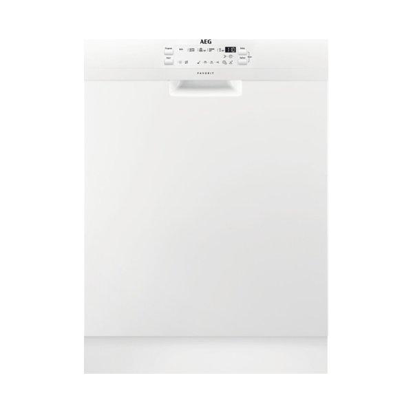 AEG FFS53630ZW Indbygningsopvaskemaskine, hvid